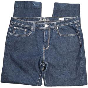 U.S. Polo Assn. Signature Straight Dark Denim Jean